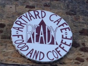 Art yard Cafe
