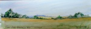 From Banbury Hill by Lee Belcher