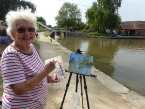 Lee painting_Thrupp